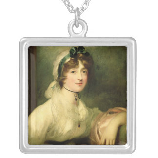 Diana Sturt, later Lady Milner, 1800-05 Silver Plated Necklace