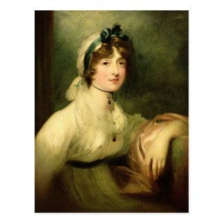 Diana Sturt, señora posterior Milner, 1800-05 Postales
