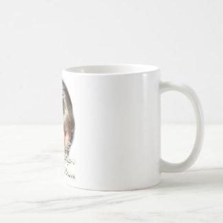 Diana the peoples princess classic white coffee mug