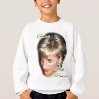 Diana the peoples princess sweatshirt