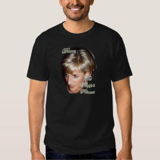 Diana the peoples princess tee shirt
