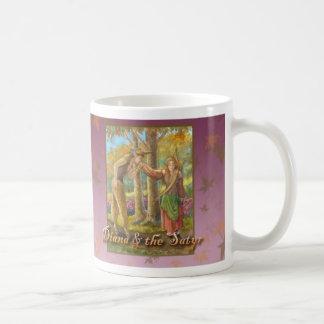 """Diana & the Satyr""  Mug"