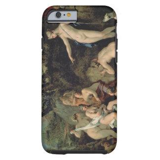 Diana y Callisto Funda De iPhone 6 Tough