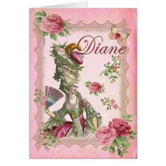 diane card