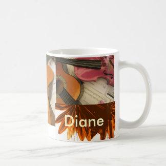 Diane Coffee Mug