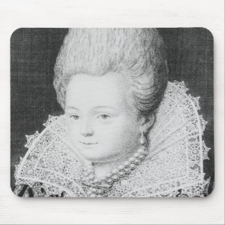 Diane d'Andouins, Countess of Gramont Mouse Pad