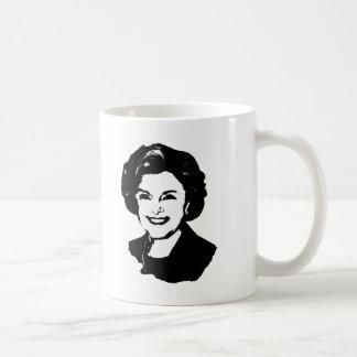 Diane Feinstein Gear Coffee Mug