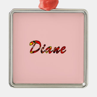 Diane ornaments and accessories