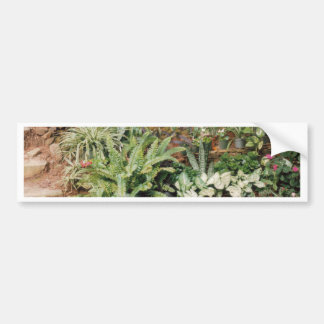 Diane's Garden - CricketDiane Art Products Bumper Sticker