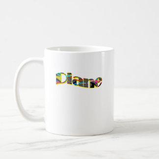 Diane's tea mugs