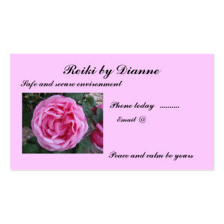 Dianne Business card