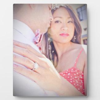 Dianne Tony s Engagement Plaque