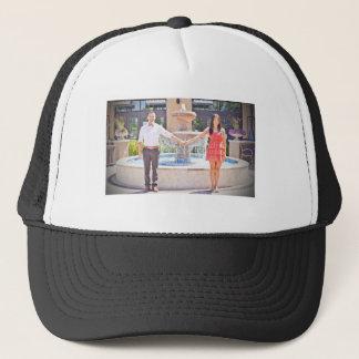 Dianne & Tony's Engagement Hat