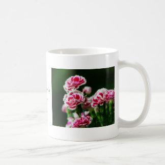 Dianthus  #1 coffee mug