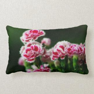 Dianthus #1 lumbar pillow