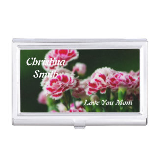 Dianthus  #1 case for business cards