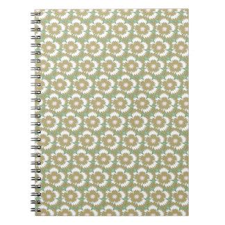 Dianthus Barbatus III Notebook