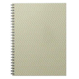 Dianthus Barbatus III Spiral Notebook