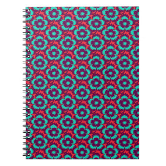 Dianthus Barbatus IV Spiral Notebook