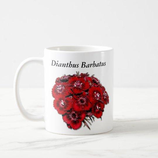 Dianthus Barbatus Mug