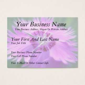 Dianthus gratianopolitanus - Cheddar Pink Business Card