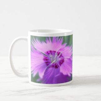 Dianthus gratianopolitanus - Cheddar Pink Coffee Mug