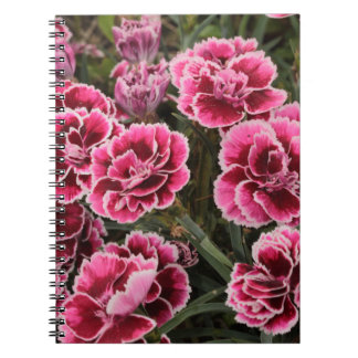 Dianthus Spiral Notebook