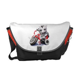 Diaper Bag with BabyZ-Zebra