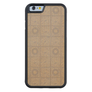 Diaper design for wallpaper, 1883 carved® maple iPhone 6 bumper