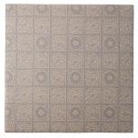 Diaper design for wallpaper, 1883 tile