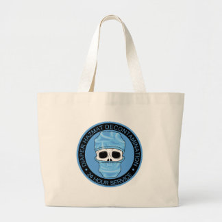 Diaper Hazmat Decontamination Canvas Bags