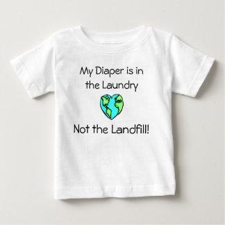 Diaper Laundry Baby T-Shirt