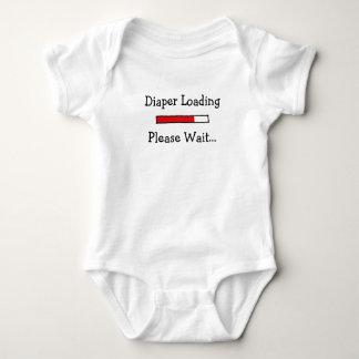 Diaper Loading... T Shirt