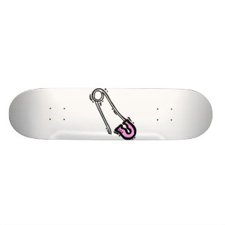 diaper pin baby pink grahpic.png skateboard
