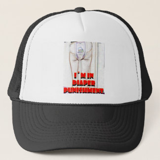 Diaper Punishment Trucker Hat