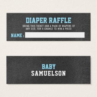 DIAPER RAFFLE Ticket Sports Theme Baby Shower