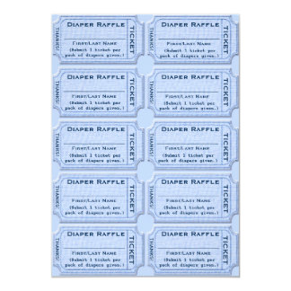Diaper Raffle Tickets Gifts on Zazzle