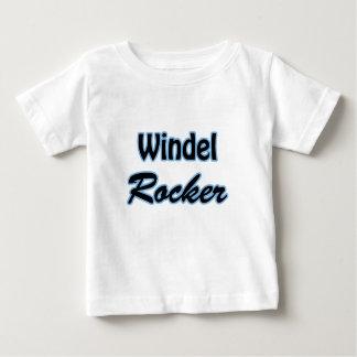 Diaper Rocker Baby T-Shirt