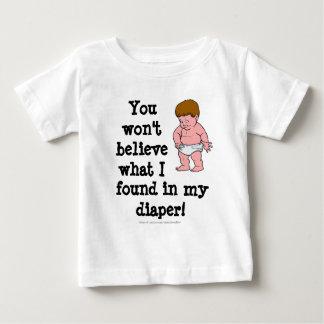 Diaper Surprise Shirt