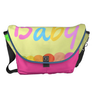 Diaperbag adulto del bebé Diaperbag/ABDL/Diaperbag Bolsa Messenger