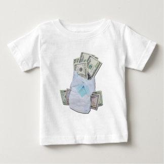 DiaperFullMoney102111 Baby T-Shirt