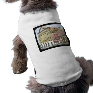 Diapositiva de linterna mágica de Abraham Lincoln  Camisetas De Mascota
