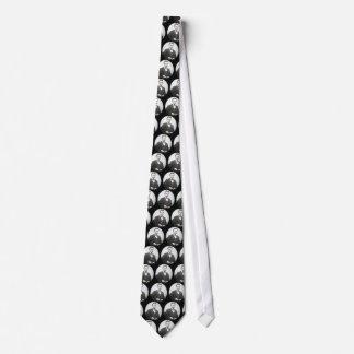 Diapositiva de linterna mágica del vintage de corbatas personalizadas