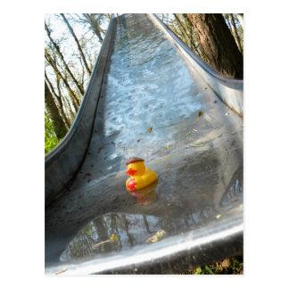Diapositiva Ducky Postal