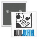 Diario audio pins