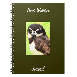 Diario de Birdwatcher Cuadernos