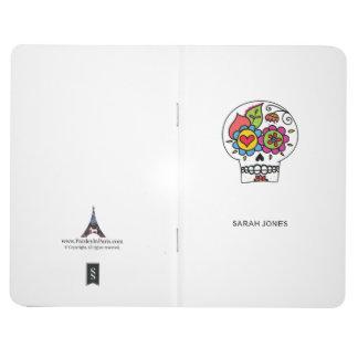 Diario de Dia de Los Muertos Pocket Cuadernos