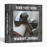 Diario de encargo del entrenamiento, libro del