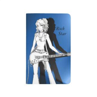 Diario de la estrella del rock