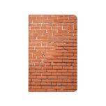 Diario de la pared de ladrillo